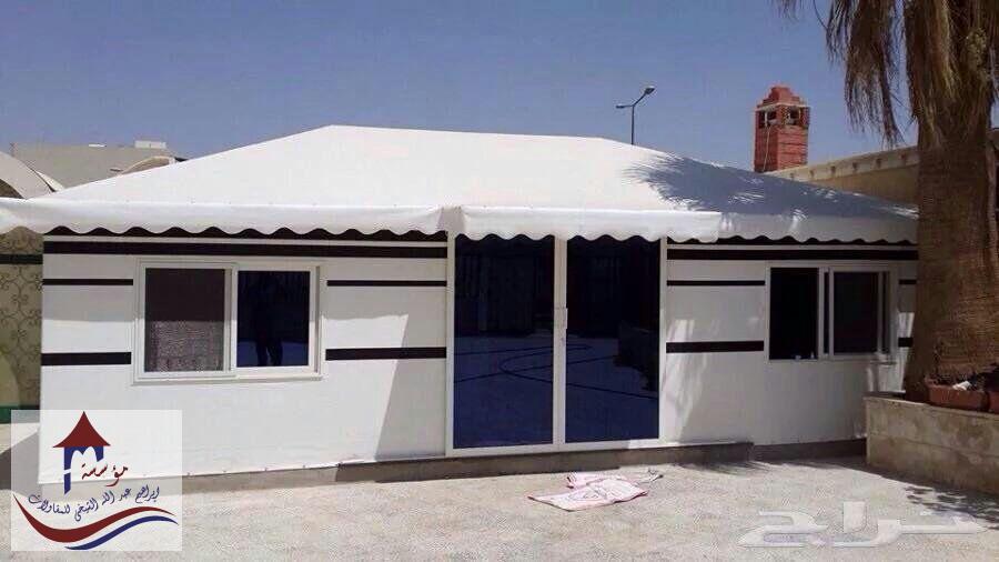 مظلات وسواتر مؤسسة الشيخي - بيوت الشعر